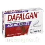 DAFALGAN ADULTES 600 mg, suppositoire à Trelissac