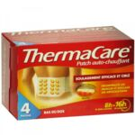 THERMACARE, pack 4 à Trelissac