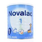 NOVALAC LAIT 1 BOITE 800G à Trelissac