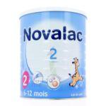 NOVALAC LAIT 2 BOITE 800G à Trelissac