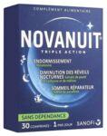 Acheter Novanuit Triple Action B/30 à Trelissac