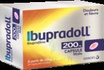 IBUPRADOLL 200 mg, capsule molle à Trelissac