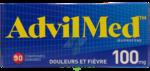 ADVILMED 100 mg, comprimé enrobé à Trelissac