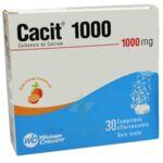 CACIT 1000 mg, comprimé effervescent à Trelissac