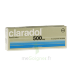 CLARADOL 500 mg, comprimé sécable à Trelissac