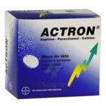 ACTRON, comprimé effervescent à Trelissac
