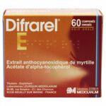DIFRAREL E, comprimé enrobé à Trelissac