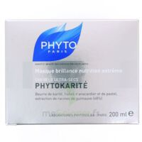 PHYTOKARITE MASQUE BRILLANCE NUTRITION EXTREME PHYTO 200ML CHEVEUX ULTRA-SECS à Trelissac