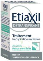 Etiaxil Aisselles Détranspirant Peau Sensibles Roll-on/15ml à Trelissac