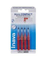 Inava Brossettes Mono-compact Rouge Iso 4 1,5mm à Trelissac