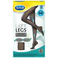 Scholl Light Legs™ Collants 20D Noir XL à Trelissac