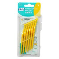 Tepe Brossettes Interdentaires Angle Jaune 0.7mm à Trelissac
