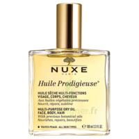 Huile prodigieuse®- huile sèche multi-fonctions visage, corps, cheveux100ml à Trelissac
