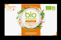 Nutrisanté Infusions Bio Tisane Digestion 20 Sachets à Trelissac