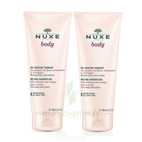Nuxe Body Duo Gels Douche Fondants 200ml