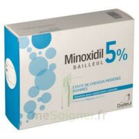 Minoxidil Bailleul 5 % Solution Pour Application Cutanée 3 Fl/60ml à Trelissac