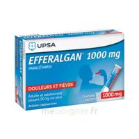 Efferalgan 1g Cappuccino granules 8 sachets à Trelissac
