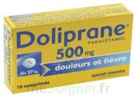 DOLIPRANE 500 mg Comprimés 2plq/8 (16) à Trelissac