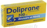 DOLIPRANE 500 mg Gélules B/16 à Trelissac
