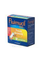 Fluimucil Expectorant Acetylcysteine 200 Mg Adultes Sans Sucre, Granulés Pour Solution Buvable En Sachet édulcorés à L'aspartam Et Au Sorbitol à Trelissac