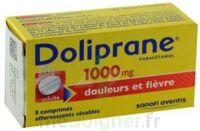 DOLIPRANE 1000 mg Comprimés effervescents sécables T/8 à Trelissac