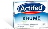 ACTIFED RHUME, comprimé à Trelissac