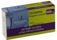 DIOSMINE BIOGARAN CONSEIL 600 mg, comprimé pelliculé à Trelissac