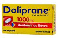 DOLIPRANE 1000 mg Comprimés Plq/8 à Trelissac