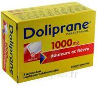 DOLIPRANE 1000 mg Poudre pour solution buvable en sachet-dose B/8 à Trelissac