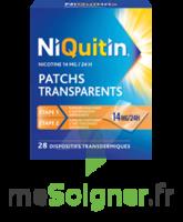 NIQUITIN 14 mg/24 heures, dispositif transdermique Sach/28 à Trelissac
