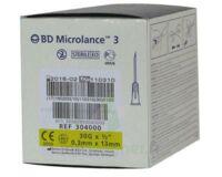 Bd Microlance 3, G30 1/2, 0,30 Mm X 13 Mm, Jaune  à Trelissac