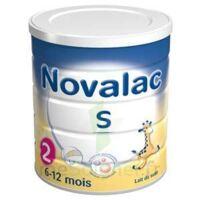 NOVALAC S 2, 6-12 mois bt 800 g à Trelissac