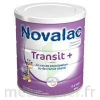 NOVALAC TRANSIT +, 0-6 mois bt 800 g à Trelissac