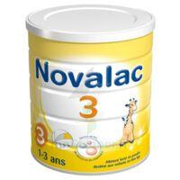 NOVALAC LAIT 3 BOITE 800G à Trelissac