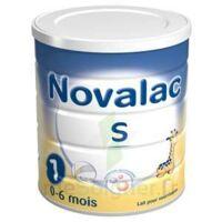 NOVALAC S 1, 0-6 mois bt 800 g à Trelissac
