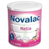 NOVALAC RELIA 1, 0-6 mois bt 800 g à Trelissac