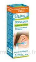Quies Docuspray Hygiene De L'oreille, Spray 100 Ml à Trelissac