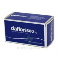 DAFLON 500 mg Cpr pell Plq/120 à Trelissac