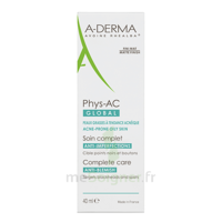 Aderma Phys'ac Global Soin Imperfection Sévères 40ml à Trelissac