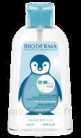 Abcderm H2o Solution Sans Rinçage Nettoyante Bébé Fl Pompe/1l à Trelissac