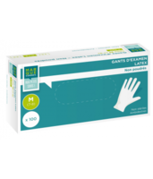 Marque Conseil Gant Latex Sans Poudre L B/100 à Trelissac