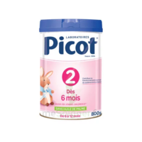 Picot Standard 2 Lait En Poudre B/800g à Trelissac