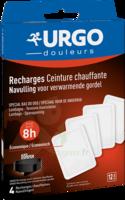 Urgo Recharges Ceinture Chauffante X4