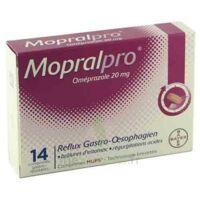 MOPRALPRO 20 mg Cpr gastro-rés Film/14 à Trelissac