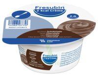 Fresubin 2kcal Crème sans lactose Nutriment chocolat 4 Pots/200g à Trelissac