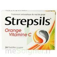 Strepsils Orange Vitamine C, Pastille à Trelissac