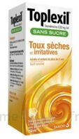 TOPLEXIL 0,33 mg/ml sans sucre solution buvable 150ml à Trelissac