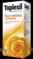 TOPLEXIL 0,33 mg/ml, sirop 150ml à Trelissac