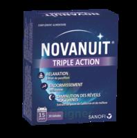 NOVANUIT Triple action Gélules B/30 à Trelissac