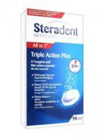 STERADENT TRIPLE ACTION, tube 30, bt 3 à Trelissac